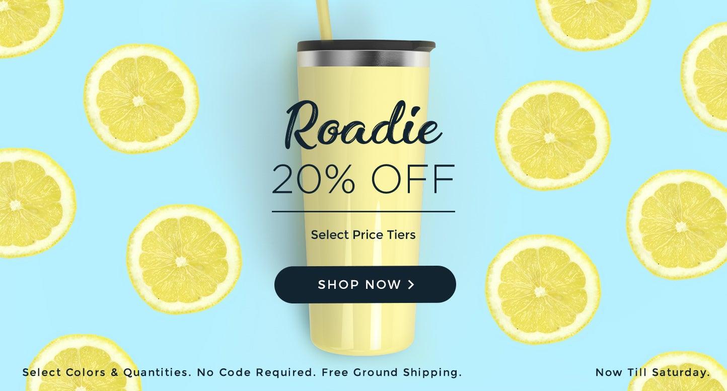 Roadie Flash Sale